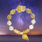 Picture of Mulany MB8044 Rutilated Quartz With Pixiu Charm Healing Bracelet