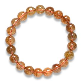 Picture of Mulany MB7001 Red Rutilated Quartz Healing Bracelet