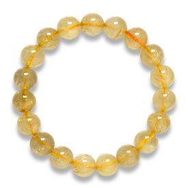 Picture of Mulany MB7006 Golden Rutilated Quartz Healing Bracelet